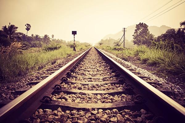 train injury